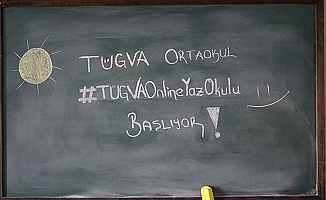 TÜGVA'dan online yaz kursu