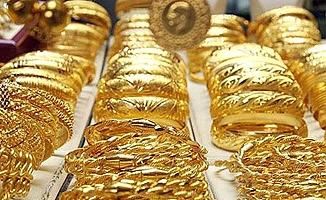 Altın tarihi zirvede