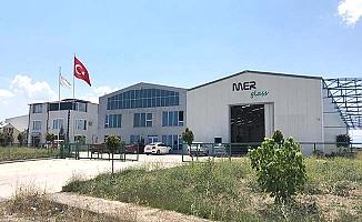 Çorumlular Merzifon'a cam fabrikası açtı