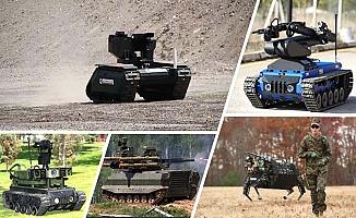 Komşumuz insansız kara araçları üretecek