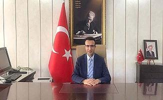 Osmancık Kaymakamı göreve başladı