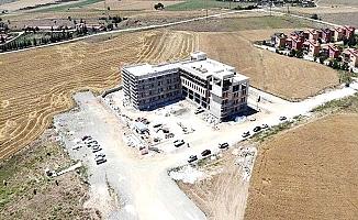 Pınar Silmkent Kampüsü tamamlanıyor