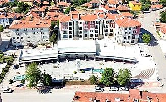 Uğurludağ meydanına Erdoğan ismi verildi