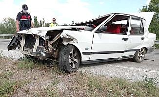 Yine Sungurlu yine kaza
