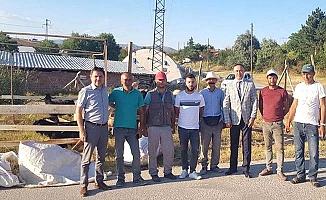 CHP kurbanlık satıcılarını dinledi