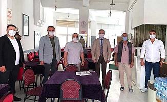 Koronavirüs 37 kahvehaneyi kapattı