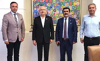 Mecitözü'nün talepleri Kılıçdaroğlu'nda
