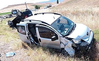 Sollama yaparken kaza, 5 yaralı