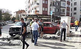 Cemilbey Caddesi'nde kaza