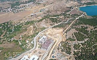 Çevre Yolu baraja bağlanıyor
