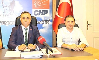 CHP kampanya başlattı