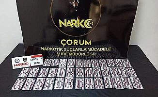 İzmir'den getirdiler, Narkotik yakaladı
