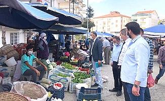 Kapatılan 2 pazar yeniden açılmalı