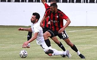 Maç bitti, Çorum FK 1-3 Manisa FK