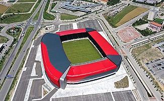 Yeni stadyum yeni sezona hazır