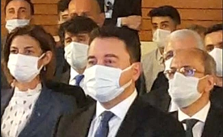 Ali Babacan Çorum'da