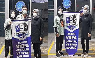 Okçularımız Türkiye şampiyonasında