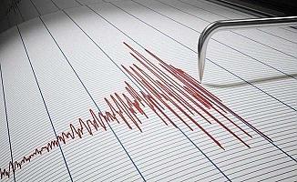 Osmancık'ta 3.7 şiddetinde deprem