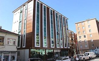 Sağlığa yeni bina