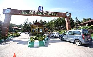 Sıklık Tabiat Parkı yeniden açıldı