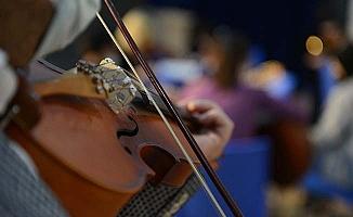 Belediye orkestra kurdu