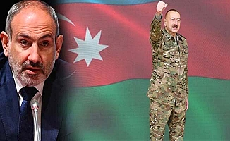 İşgalci Ermenistan teslim oldu Karabağ Azerbaycan'a bırakılıyor