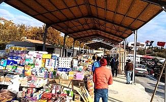 Kapalı pazar hizmette