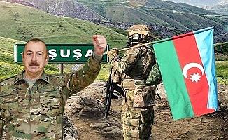 Karabağ'ın kalbi işgalden kurtarıldı