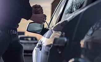 Otomobil hırsızlarına operasyon, 12 gözaltı