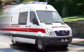 Silmkent TOKİ'de iş kazası