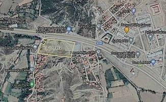 30 bin m2 hazine arazisi Belediye'nin