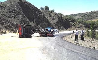 3 yılda 117 traktör kazası