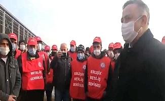 CHP işçiler için devrede