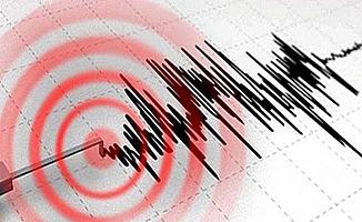 Çorum'da gece yarısı üç ayrı deprem