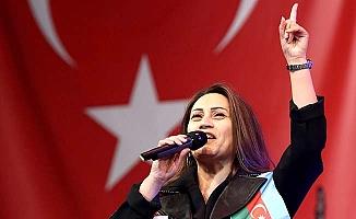 Çorum'da Azerin konseri