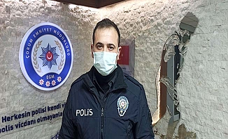 Her Türk Polisi bunu yapar