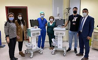 Hastaneye yerli ve milli solunum cihazı