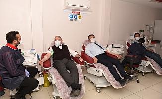 Stoklar azaldı, kan bağışı çağrısı