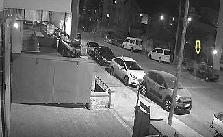 Araçların lastiklerini patlatan şüpheliler yakalandı