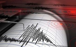 Çorum'da hafif şiddetli deprem