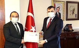 DSİ Müdürü Samsun'a atandı