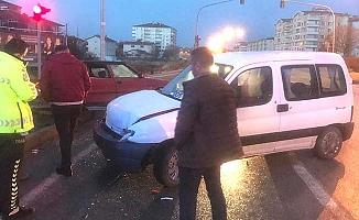 Gün ağırırken kaza