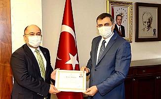 Halkbank Bölge Müdürü Ankara'ya atandı