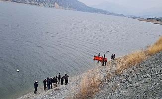 Kayıptı, cesedi barajda bulundu
