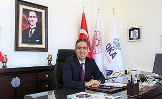 OKA Genel Sekreterliğine asaleten atandı