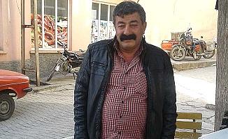 Taksici kalp krizinden hayatını kaybetti