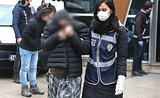 20 şüpheliden 11'i tutuklandı