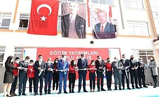 114 milyonluk 24 eğitim tesisi açıldı