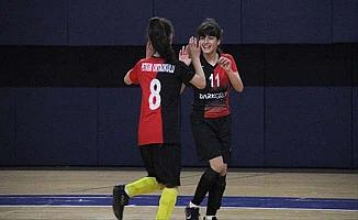 Çorum'da kadın futbol takımı
