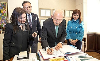 Kılıçdaroğlu'ndan hem destek hem ziyaret sözü